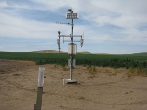 Missing Images of WSU AgWeatherNet Weather Station Triple-S