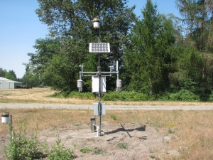 Missing Images of WSU AgWeatherNet Weather Station WSU Puyallup